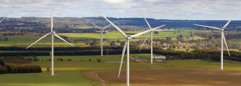 wind farm Northleaf capital partners