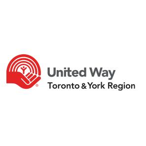 United Way Toronto & York Region logo